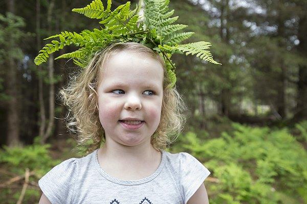 Give children a wild childhood