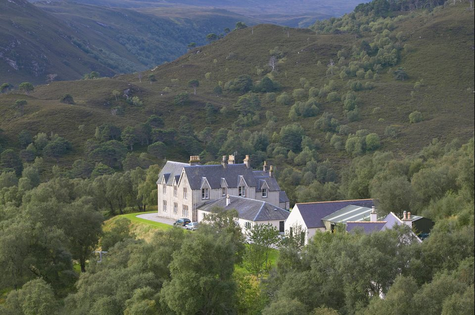 Wilderness Weekend: Alladale Reserve - Rewilding Retreat - A luxurious stay in a Victorian manor at one of Scotland's most celebrated rewilding initiatives.