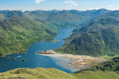 Rewilding Explorer: Knoydart and the Small Isles image