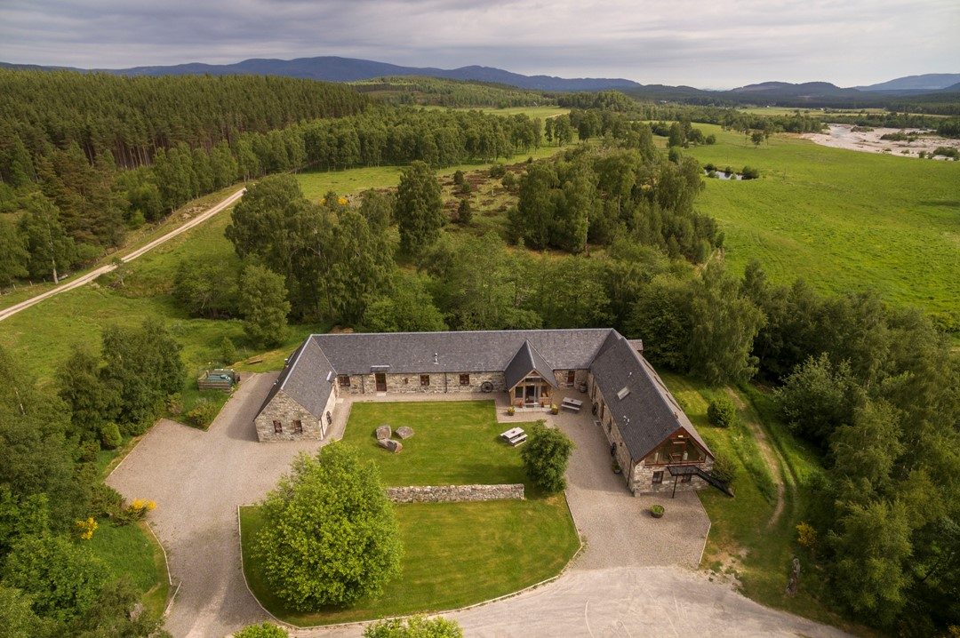 "<p style=""text-align: center;"">Rewilding Escapes runs a range of retreats from its base in the Cairngorms, to demonstrate the economic value in rewilding.</p>"