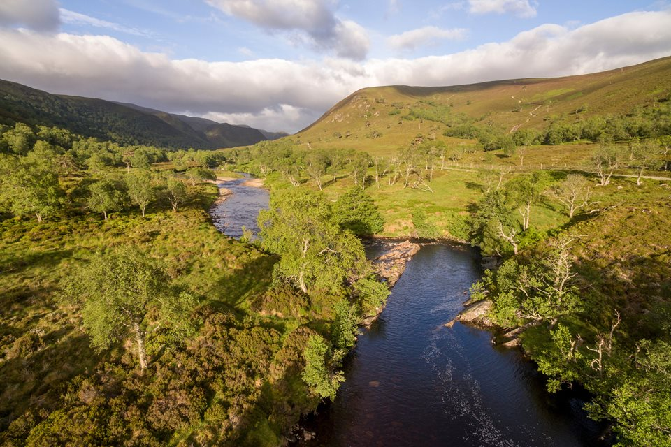 Rewilding Explorer: Alladale - Rewilding Retreat - Immerse yourself in the wilds of the Scottish Highlands in a luxury Victorian lodge.