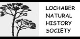 logo for Lochaber Natural History Society