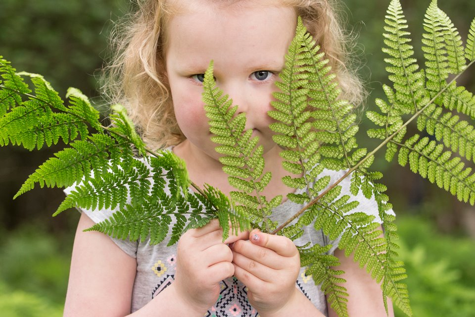 THE CHILD IN NATURE: AN ENDANGERED SPECIES