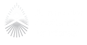 Alliance for Scotland's Rainforest logo